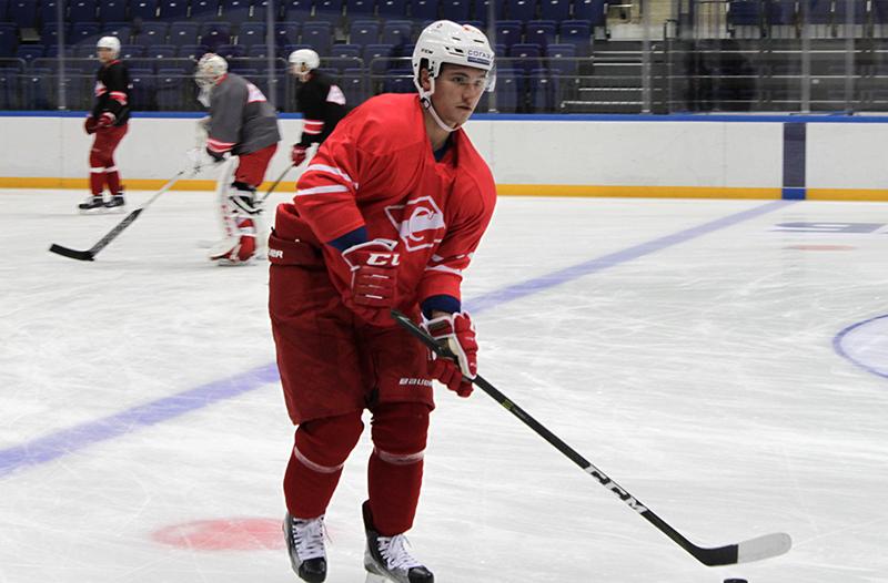 Александр Хохлачев: «Спартак» – моя родная команда, и этим все сказано